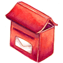 Regular Mail Icon